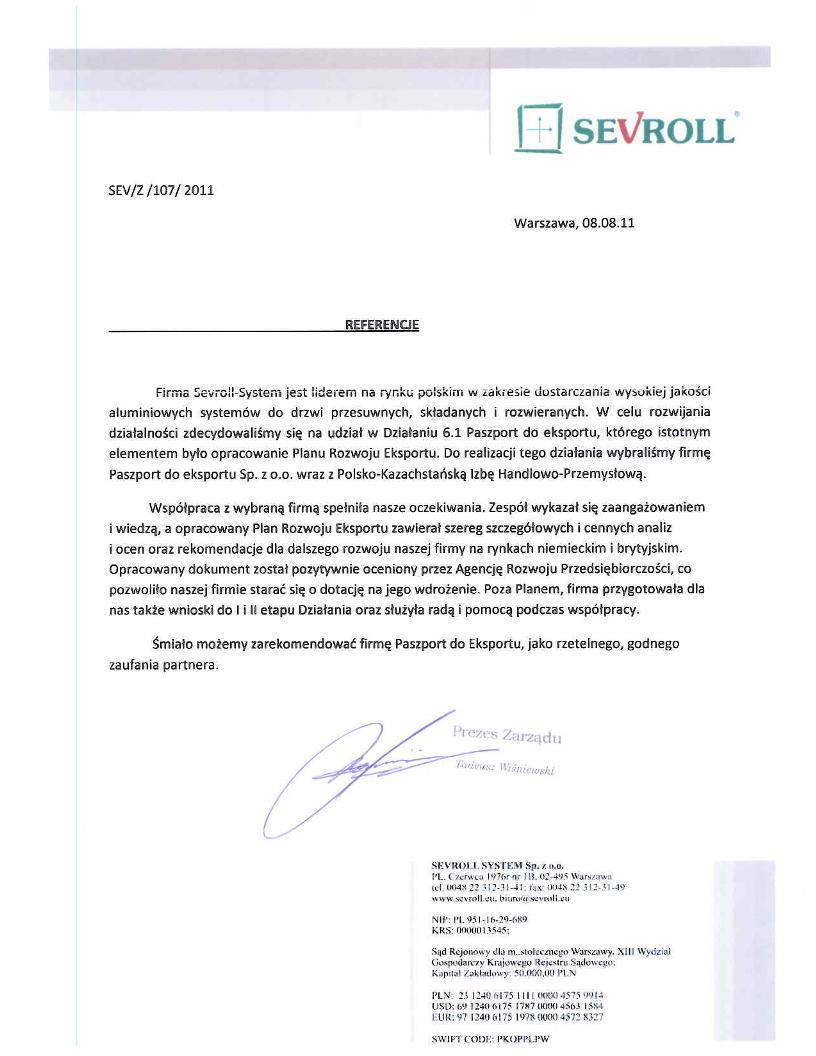 Sevroll-System